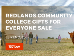 Redlands Community College Gifts for Everyone Online Sale - Oklahoma