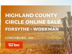 Highland County Circle - Forsythe • Workman - Ohio