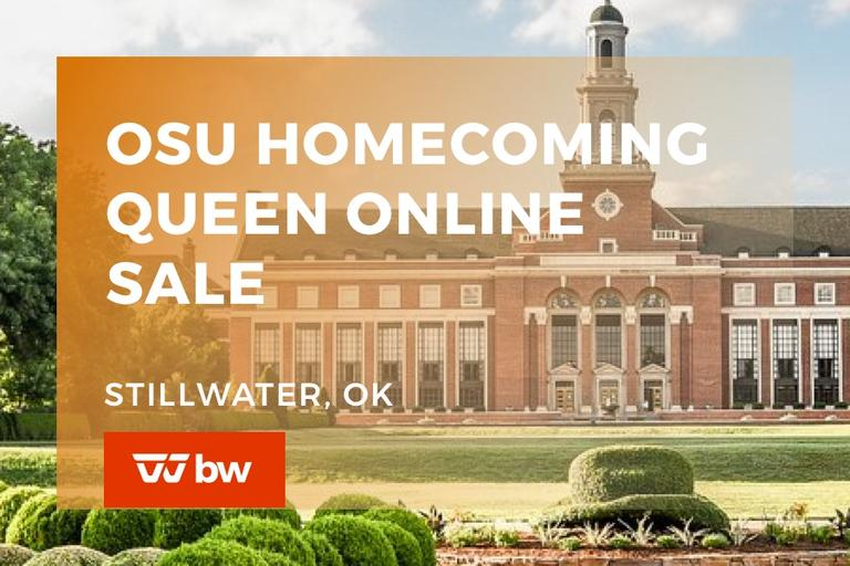 OSU Homecoming Queens Online Sale - Oklahoma