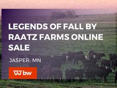 Legends of Fall by Raatz Farms - Minnesota