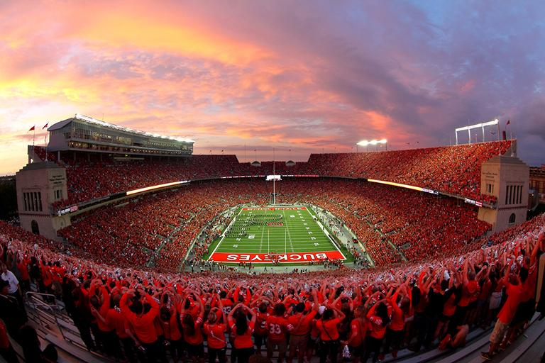2 Tickets Ohio State vs. Miami (OH)