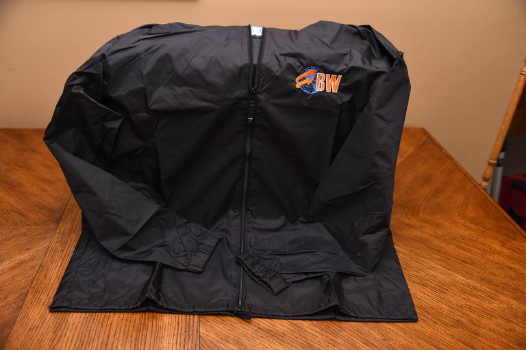 BW Slick Windbreaker 3XL