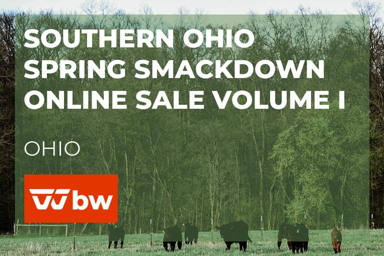 Southern Ohio Spring Smackdown Online Sale Vol. I - Ohio