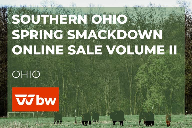 Southern Ohio Spring Smackdown Online Sale Vol. II - Ohio