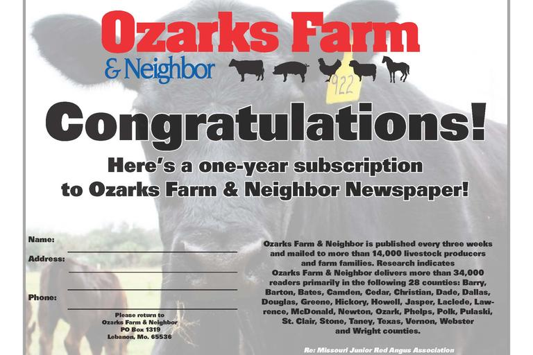 Ozark Farm & Neighbor