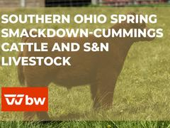 Southern Ohio Spring Smackdown-Cummings Cattle and S&N Livestock - Ohio