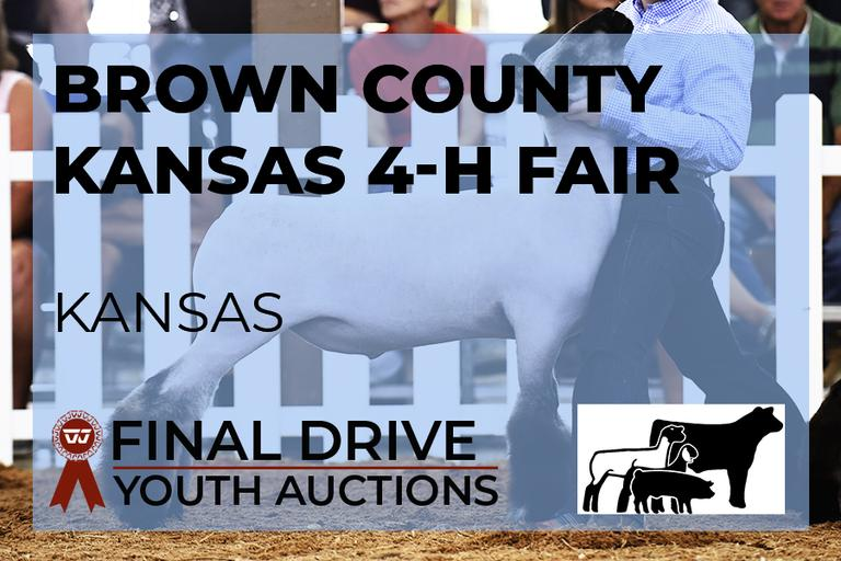 Brown County Kansas 4-H Fair