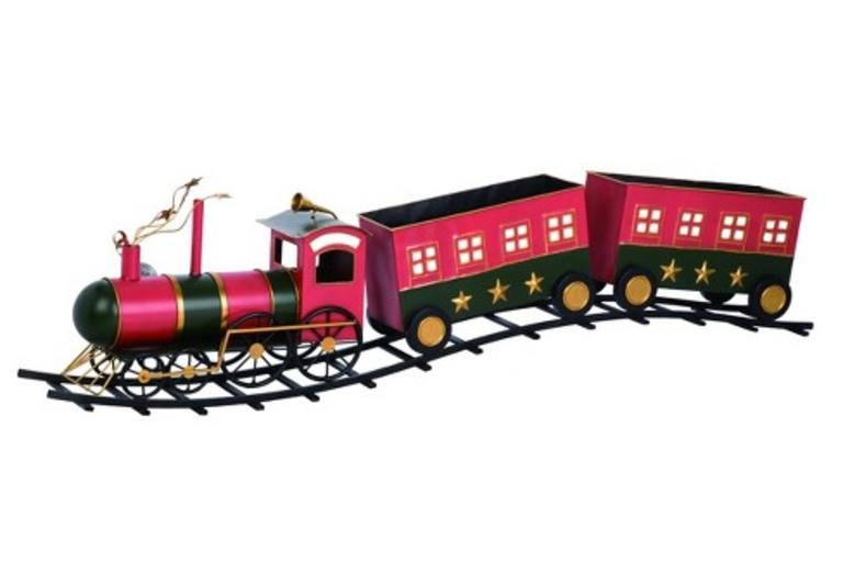 Transpac Christmas Train