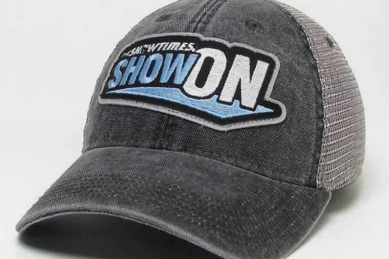 ShowOn Hoodie and Hat