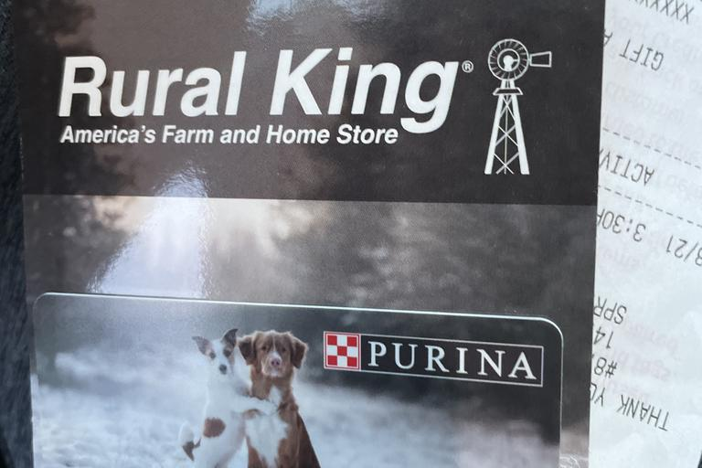 $50 Rural King Gift Card