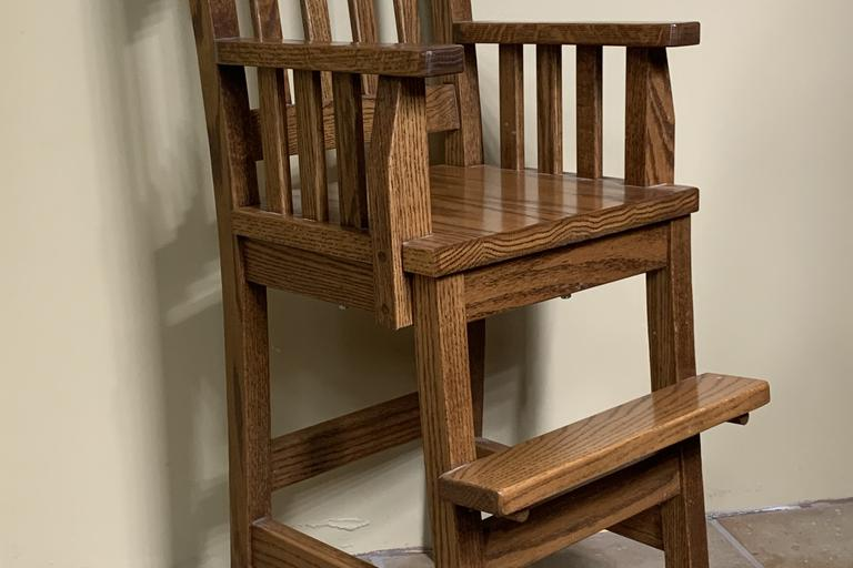 Amish Built Youth Chair